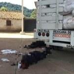 Asesinan a policías y paramédico al entregar cobijas en Taxco