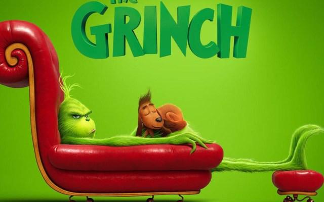 El Grinch se roba la Navidad y la taquilla en EE.UU. - La voz de El Grinch en México será Eugenio Derbez. Foto de @grinchmovie
