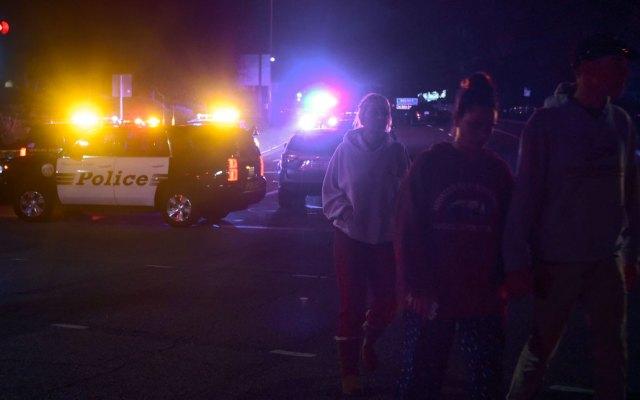 Tiroteo en bar de California deja 13 muertos - Tiroteo en California. Foto de AFP
