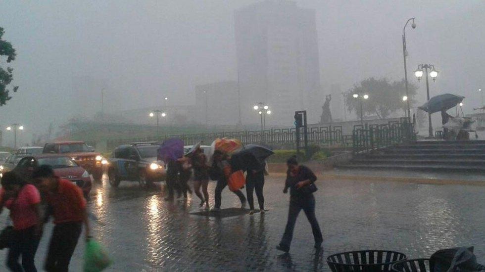 Prevén tormentas muy fuertes en Nuevo León, Tamaulipas y Veracruz - Foto de Posta