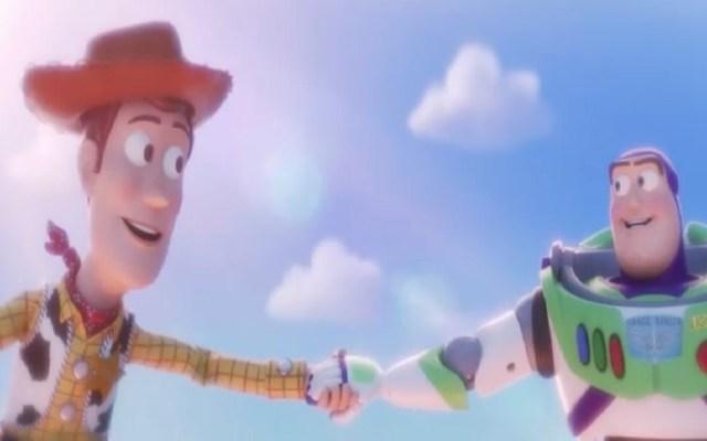#Video Llega el primer avance de Toy Story 4 - Toy Story 4. Captura de pantalla