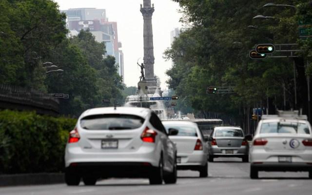 Suspenden Hoy No Circula por Día de Muertos - Foto de Ndmx