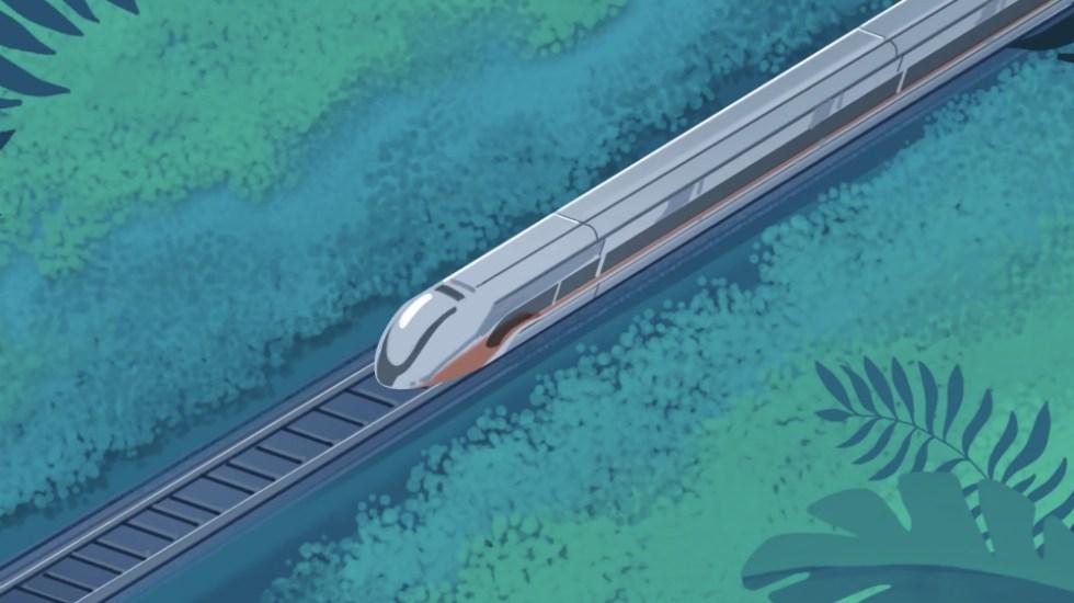Destinarán 6 mmdp para la construcción del Tren Maya - Foto de Yotube