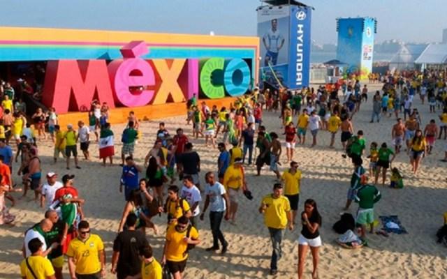 Turistas de internación muestran caída anual en septiembre del 0.4% - Cae la llegada de turistas de internación en septiembre