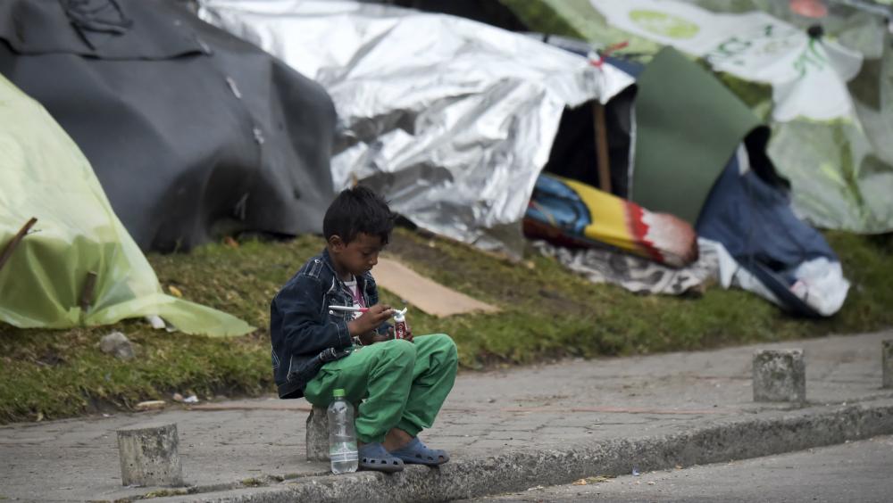 FAO: Aumenta la malnutrición en Venezuela