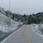Varios municipios de Veracruz amanecen con nevadas - Foto de Quadratín