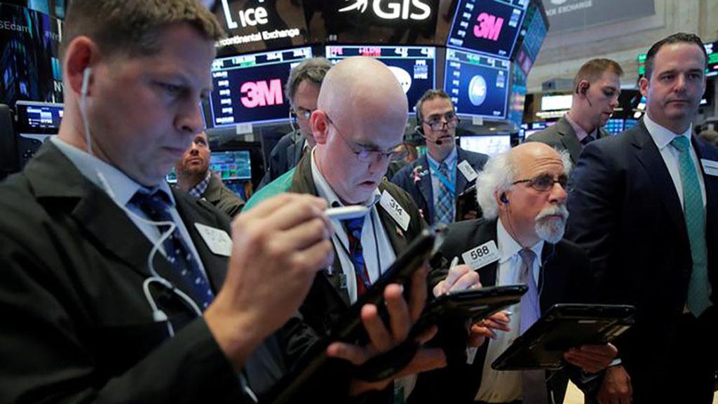 Wall Street termina en clara baja - Wall Street