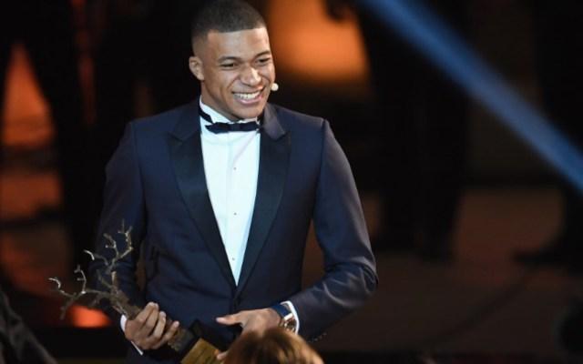 Mbappé gana el premio Kopa al mejor jugador menor de 21 años - Mbappé gana el premio kopa