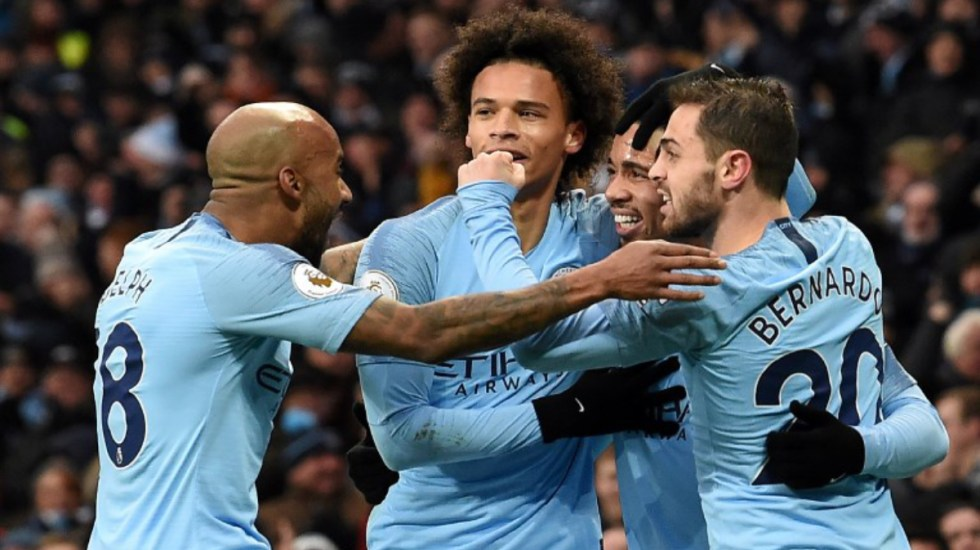 Manchester City regresa a la victoria contra el Everton - El Manchester city regresa a la victoria contra el everton