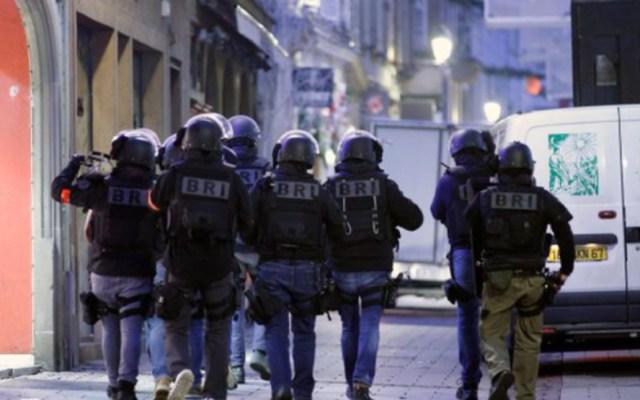 Policía abate a presunto autor de atentado en Estrasburgo - Abaten a atacante de estrasburgo