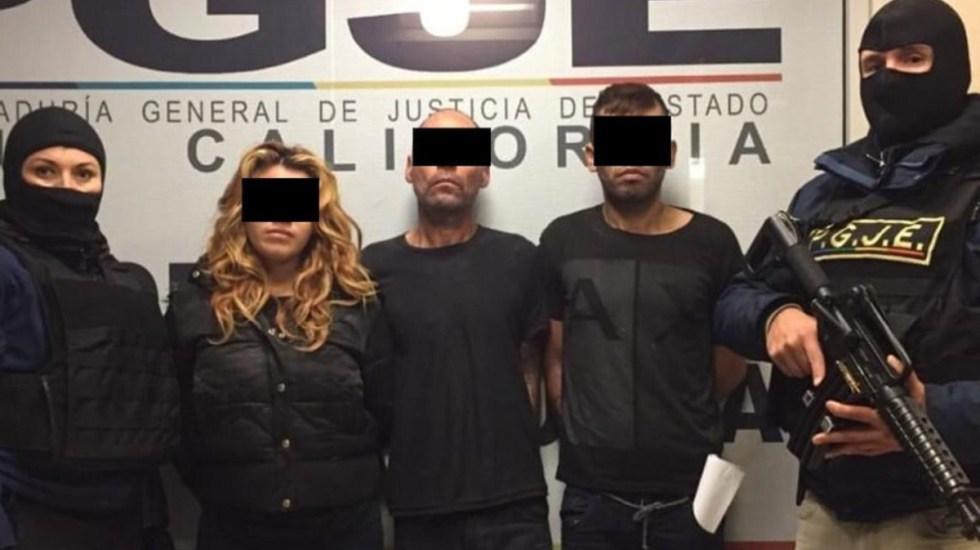 Detienen a presuntos asesinos de migrantes hondureños en Tijuana - Detienen a presuntos asesinos de migrantes hondureños en Tijuana