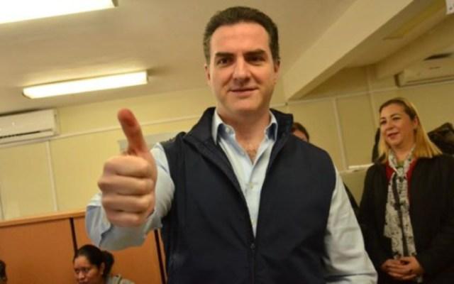De la Garza aventaja en elecciones en Monterrey por .91 por ciento - Adrian de la garza aventaja en elecciones de monterrey