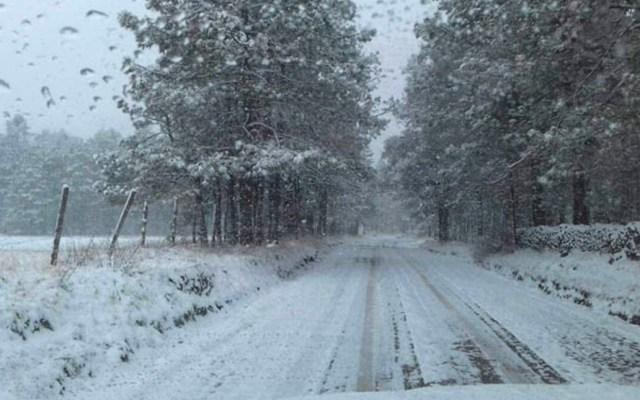 Pronostican caída de nieve en Sonora, Chihuahua y Durango - Foto de Monitor Expresso