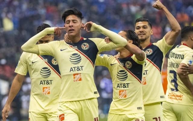 América, el más ganador en el futbol mexicano - Foto de Mexsport.