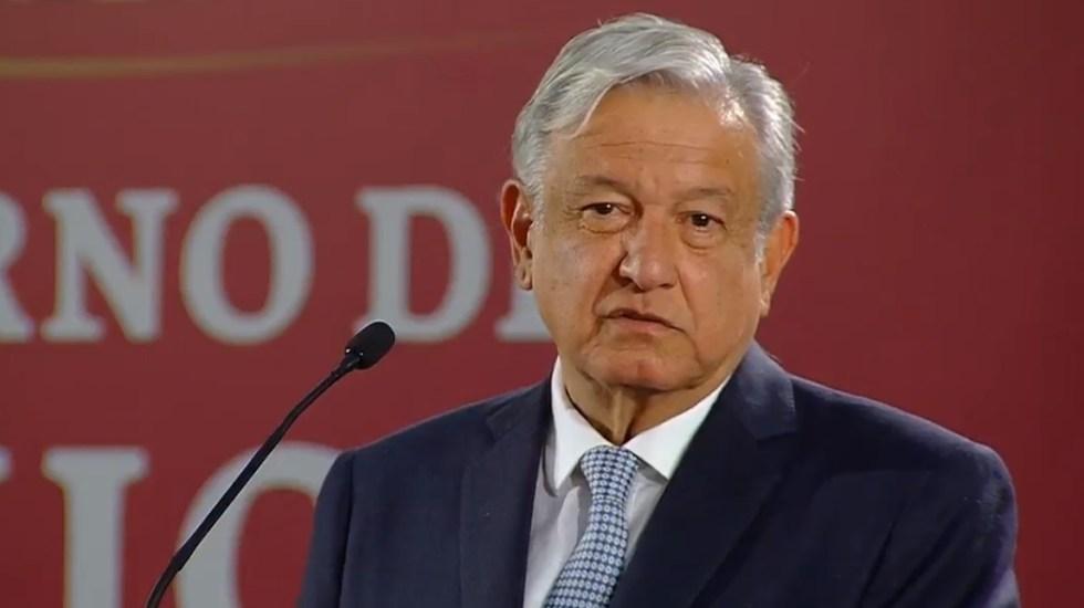 Seré respetuoso del fallo del TEPJF sobre Puebla: AMLO - Conferencia de AMLO del 10 de diciembre. Captura de pantalla