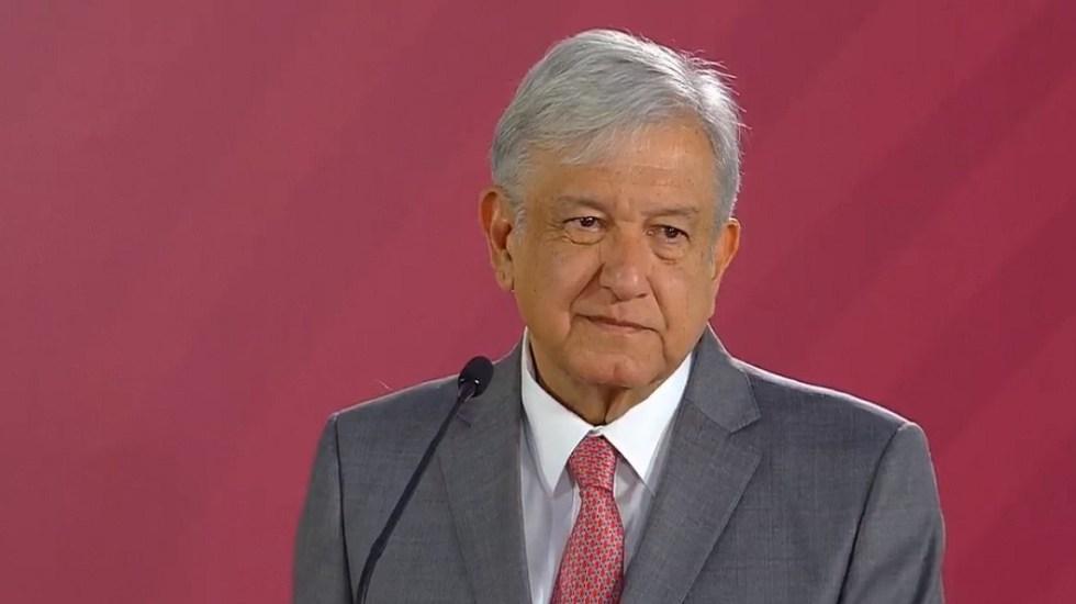 López Obrador presenta terna para la Suprema Corte - Cuarta conferencia de AMLO desde Palacio Nacional. Captura de pantalla