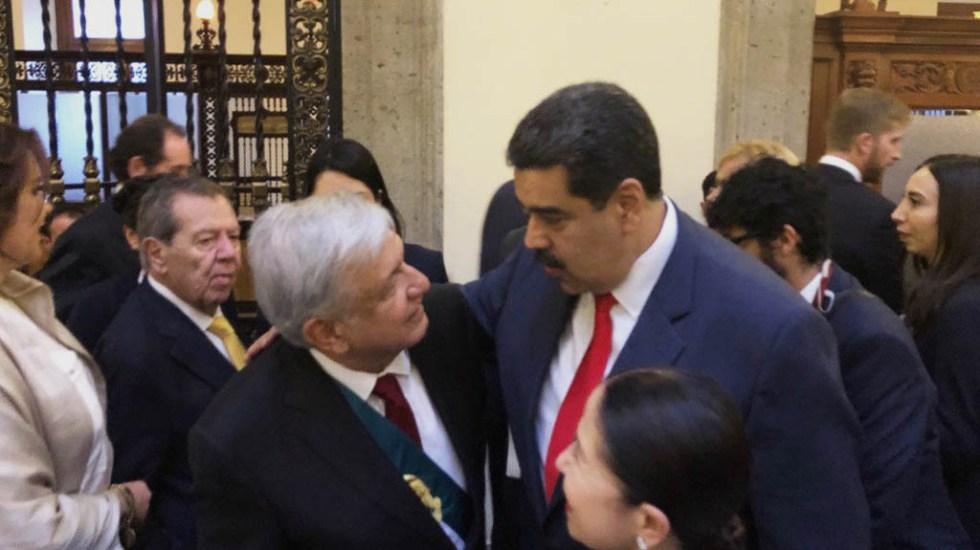 Gobierno de México seguirá reconociendo a Maduro como presidente - gobierno de méxico mantiene su reconocimiento a maduro