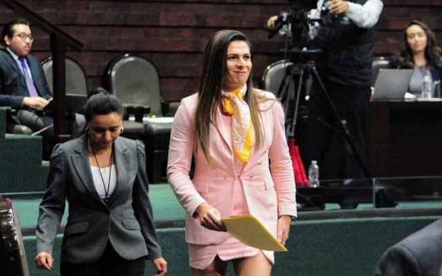 Diputados dan licencia a Ana Guevara para irse a la Conade - Ana Gabriela Guevara. Foto de Cuartoscuro