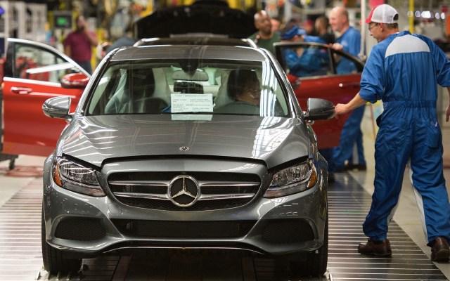 China suspenderá aranceles adicionales a autos de EE.UU. - Foto de Andrew CABALLERO-REYNOLDS/AFP