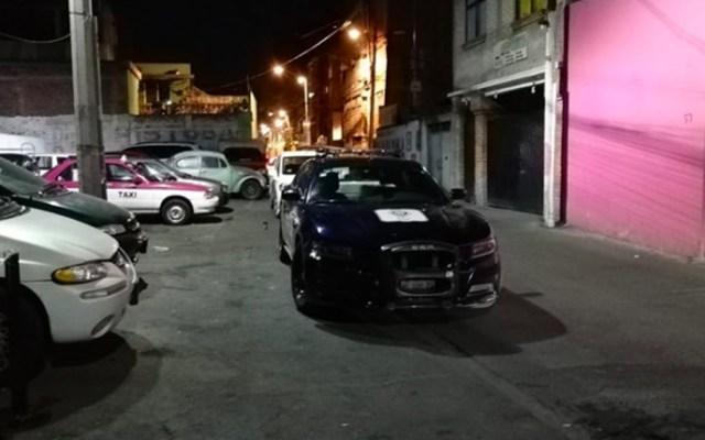 Asesinan a hombre en la Miguel Hidalgo al llegar a su domicilio - Foto de Excélsior
