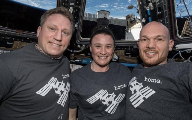 Astronautas regresarán a la Tierra tras 197 días en la EEI - Foto de Twitter EEI