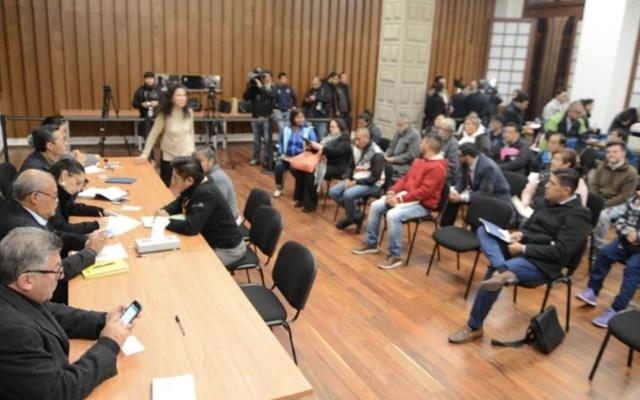 Abarrotan audiencias públicas en el gobierno de la Ciudad de México - Foto de Póker Político