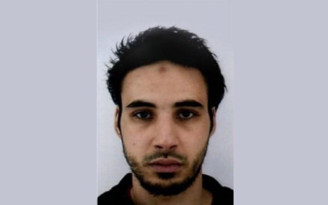 Difunden fotografía de presunto autor de atentado en Estrasburgo