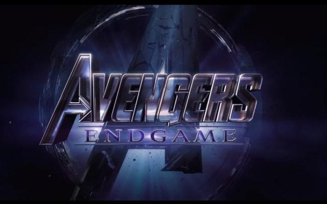 #Video Primer tráiler de Avengers: Endgame - Avengers Endgame. Captura de pantalla