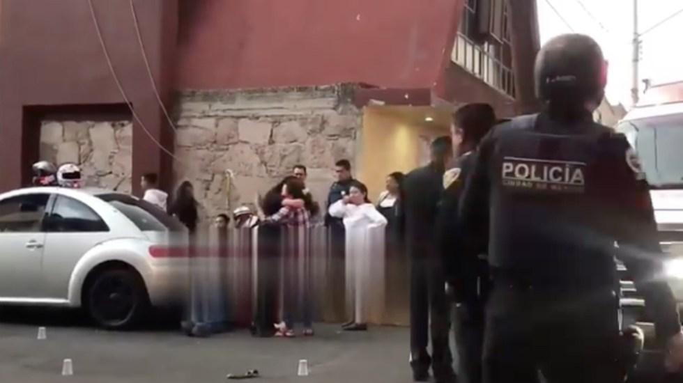 Balacera deja al menos tres muertos en la Gustavo A. Madero - Balacera deja al menos tres muertos en la GAM