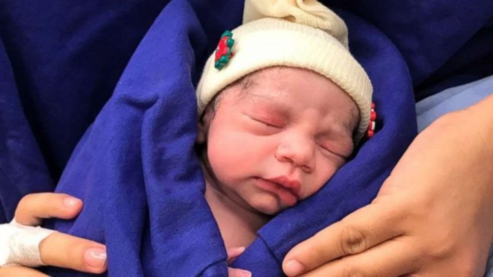 Nace el primer bebé de un útero trasplantado de una mujer muerta - nace primer bebé del útero trasplantado de una mujer muerta