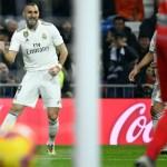 Real Madrid gana 1-0 al Rayo Vallecano y se pone tercero en La Liga - Foto de AFP