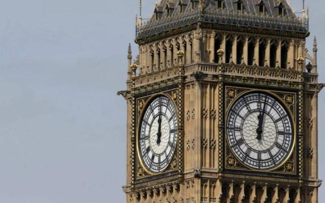 El Big Ben romperá el silencio para recibir el Año Nuevo - Foto de AFP