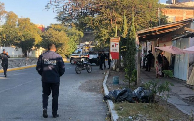 Abandonan siete bolsas con cuerpos desmembrados en Chilpancingo - Abandonan bolsas con restos humanos en chilpancingo