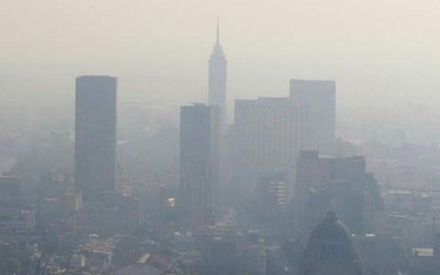 Amanece Valle de México con mala calidad del aire - Foto de Internet