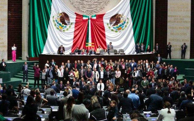 Reanudarán sesión en la Cámara de Diputados este miércoles tras conato de violencia - Foto de Canal del Congreso