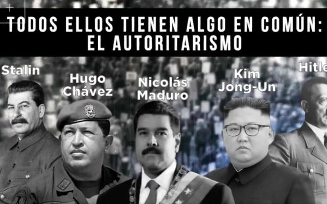 El PAN compara a López Obrador con Hitler y Stalin - Foto de @AccionNacional