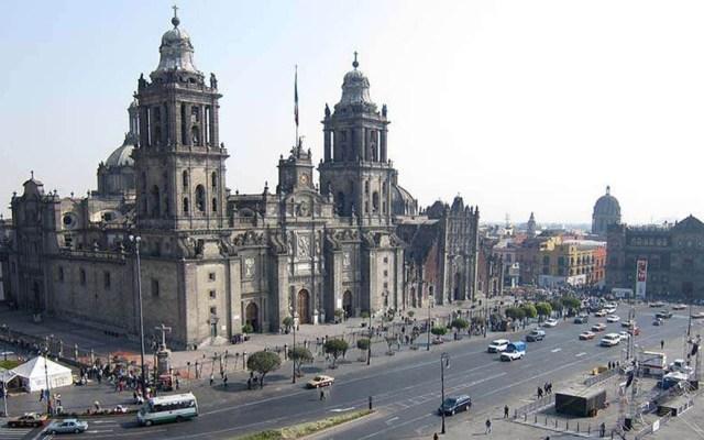 Arquidiócesis pide al Gobierno cumplir sus promesas - Catedral de México. Foto de Flickr / Jeff Kramer