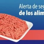 Se registran 87 casos más de salmonela en EE.UU. por carne contaminada - Foto de @CDCespanol