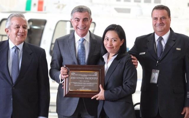 Puebla fue certificada en seguridad aérea antes de muerte de gobernadora - certificaron a puebla en seguridad aerea previo al accidente de martha erika