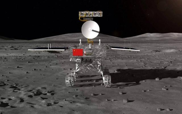 China lanza la primera nave para explorar la cara oculta de la Luna - Foto de CNSA