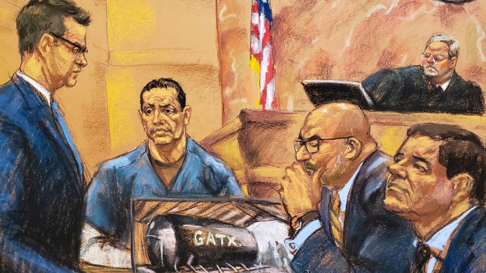 Testigo en juicio de El Chapo detalla inversiones en el futbol mexicano - Imagen de Reuters