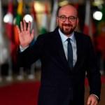 Primer ministro belga renuncia ante cámara de diputados - Charles Michel. Foto de AFP