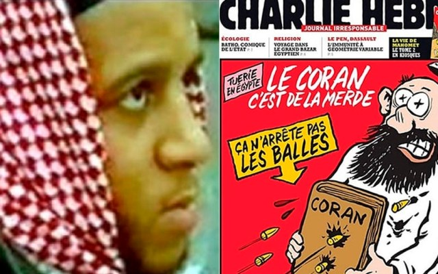 Detienen a presunto autor intelectual de ataque a Charlie Hebdo