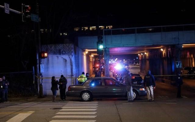 Mueren dos policías atropellados por un tren en Chicago - Foto de Chicago Tribune