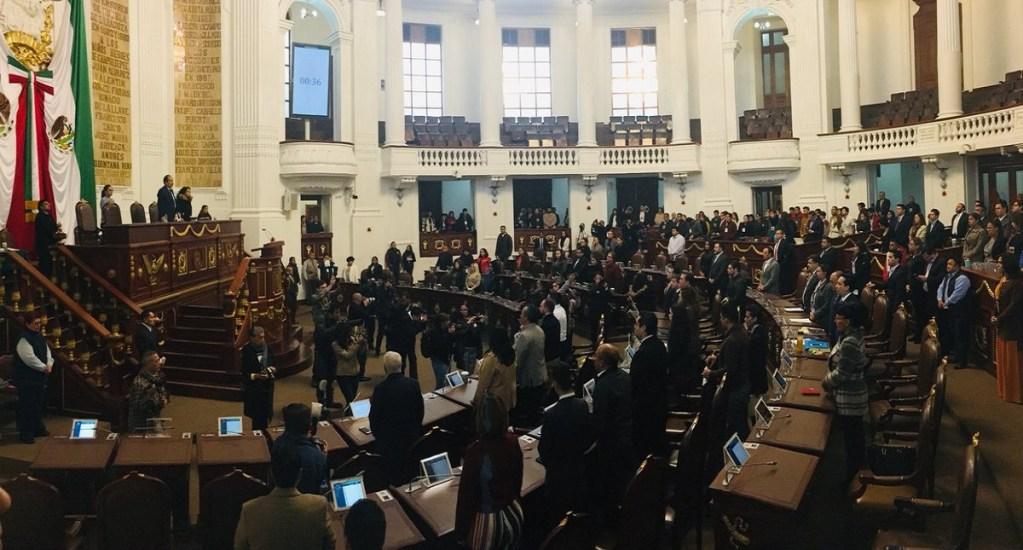 Reanudan discusión del Presupuesto 2019 para la Ciudad de México - Congreso de la Ciudad de México. Foto de @Congreso_CdMex