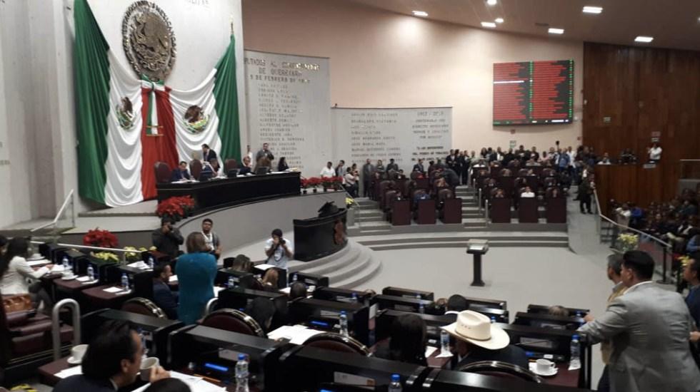 Congreso de Veracruz aprueba reforma que permite remover al fiscal - Foto de @maryjosegamboa