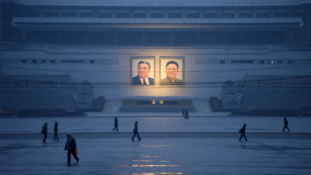 Imágenes muestran actividad en base de misiles de Corea del Norte - Foto de AFP
