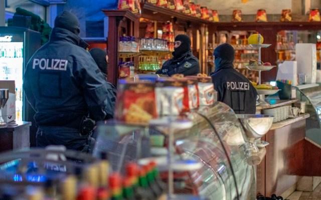 Detienen a 90 integrantes de la mafia calabresa - Foto de Christoph Reichwein / AFP