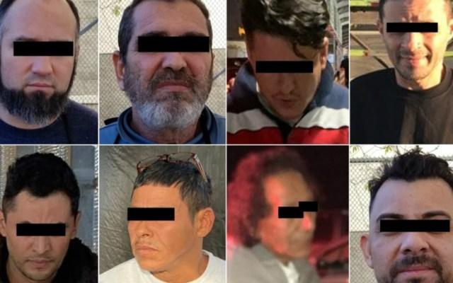 Detienen y deportan de EE.UU. a ocho hombres buscados en México - Foto de Milenio
