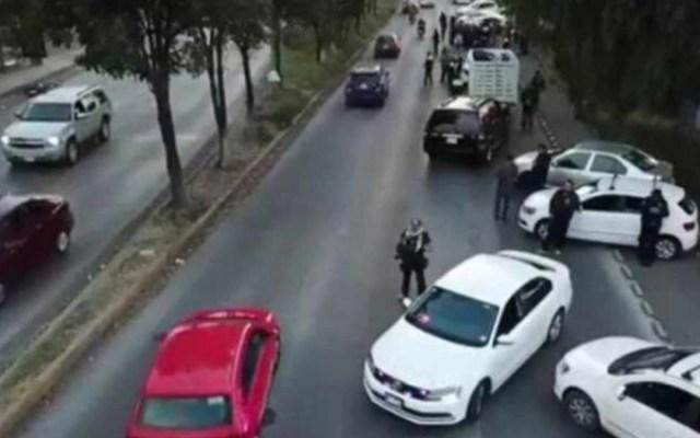 """""""Operativo Rastrillo"""" deja 41 detenidos en el Estado de México - Foto de Excélsior"""